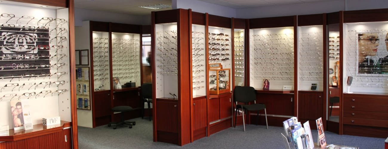 Opticians Loughborough